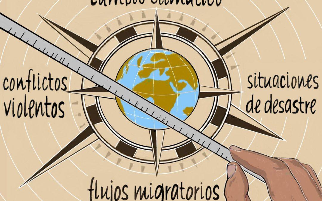 Acción humanitaria y construcción de la paz: marginales en la cooperación española