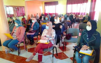 Lucha contra el trabajo infantil en Marruecos