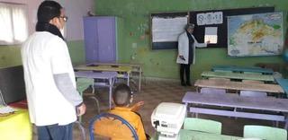 Gafas para menores vulnerables, mecanismo de erradicación del abandono escolar